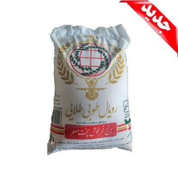 تصویر از برنج فجر ممتاز ایرانی - 10 کیلویی