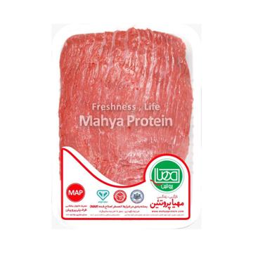 تصویر از گوشت ران گوساله مهیا پروتئین - 1 کیلوگرمی