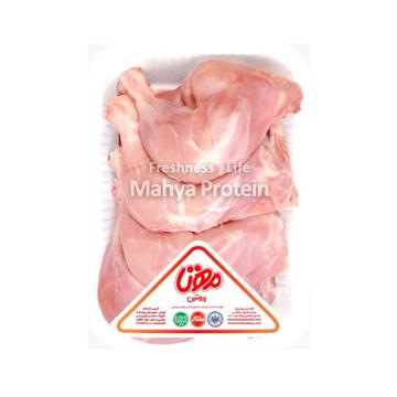 تصویر از ران مرغ بی پوست مهتا پروتئین - 1800 گرمی